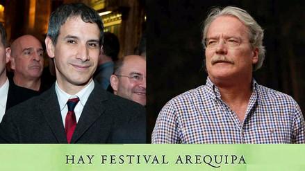 Hay Festival Arequipa | Rubén Gallo y Alberto Barrera, dos escritores a tomar en cuenta