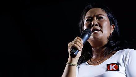 Graciela Villasis ratifica versión sobre aportes de Odebrecht a Keiko Fujimori