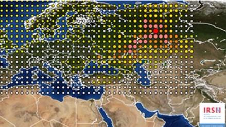 Una nube altamente radioactiva genera misterio y alarma en Europa