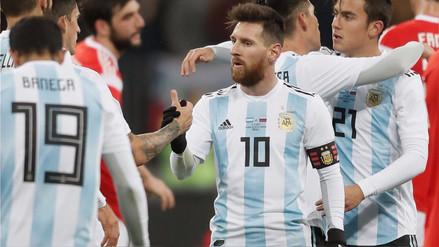 Lionel Messi abandonó la concentración argentina y volvió a Barcelona