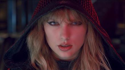 Taylor Swift es la gran favorita de los premios MTV EMA 2017
