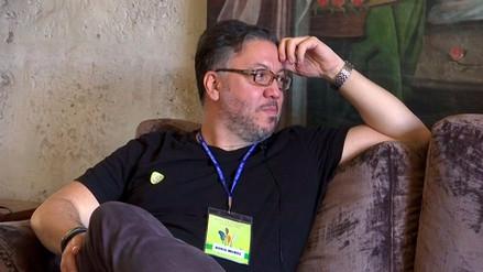 """Boris Muñoz: """"Si es periodismo de opinión, tiene que tener periodismo"""""""