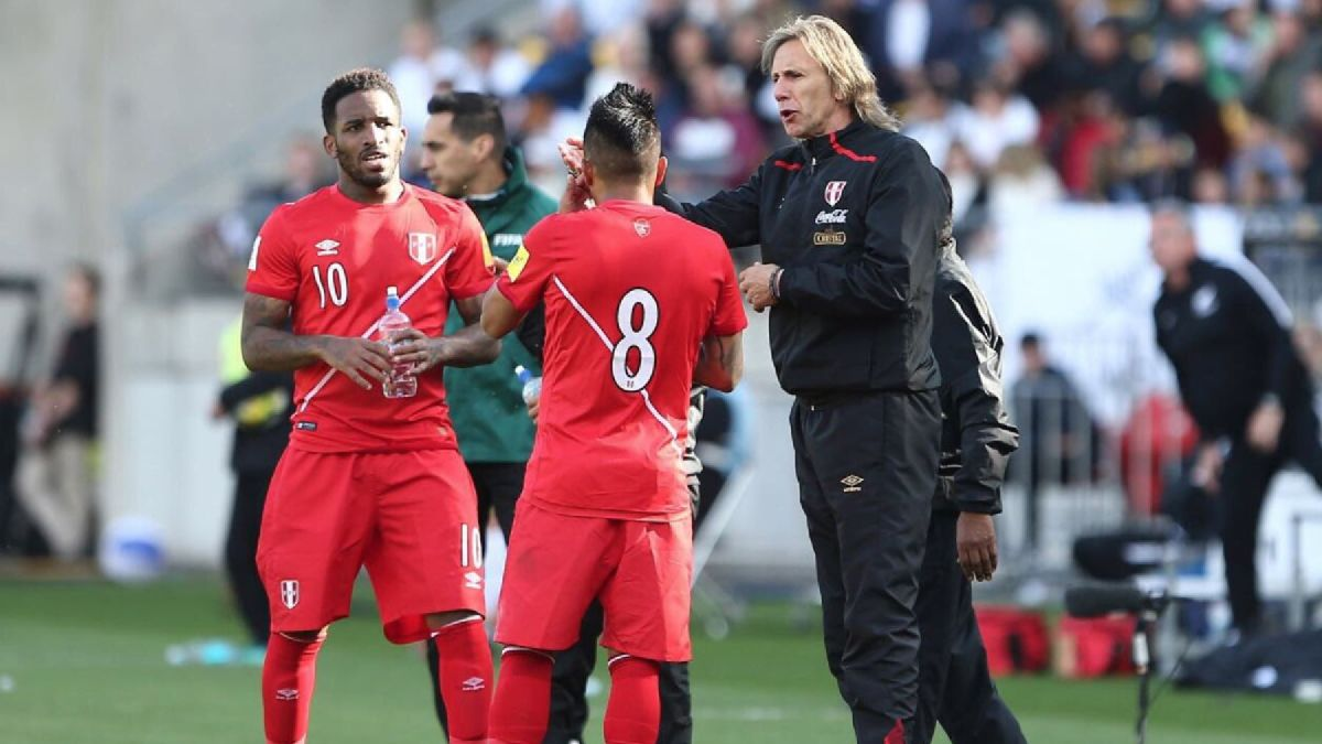 Perú se juega de local ante Nueva Zelanda su boleto a Rusia 2018