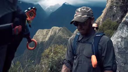 Lewis Hamilton estuvo en el Perú y visitó Machu Picchu