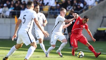¿Qué dijo la prensa de Nueva Zelanda sobre el empate ante Perú?