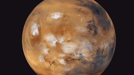 Así es como los microorganismos pueden sobrevivir al clima extremo de Marte