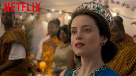 Netflix lanzó el tráiler oficial de la segunda temporada de The Crown