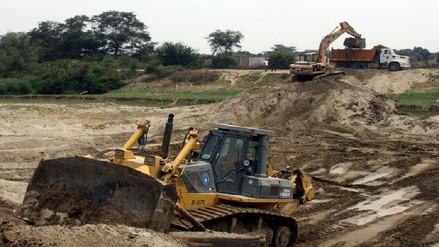 PSI pide acortar plazos de contratación para agilizar obras de descolmatación