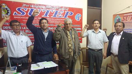 Docentes retomarán huelga de hambre el 1 de diciembre