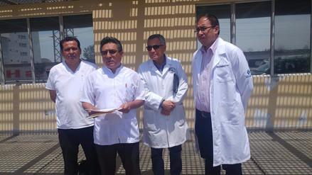 Médicos se pronuncian ante crisis de Hospital Regional de Lambayeque