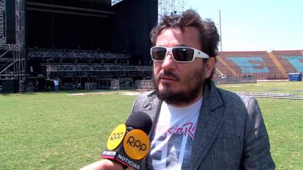 """Coqui Fernández: """"Green Day ofrecerá un concierto histórico"""""""