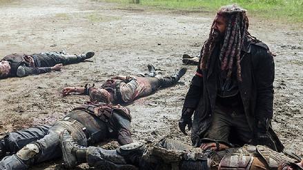 Fotos | The Walking Dead 8x04: La caída del Rey