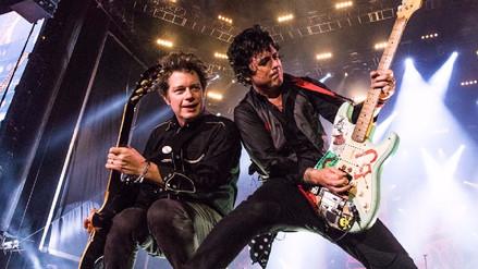 Green Day en Lima |  Conoce los accesos y horarios para el concierto