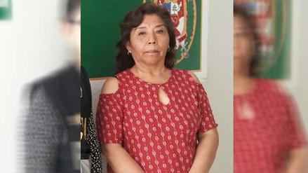 Chimbote: mujer es detenida por agredir a su esposo con una madera