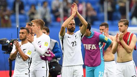 Los malos resultados de Nueva Zelanda jugando como visitante en el 2017