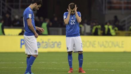 Las estrellas de Italia que no jugarán el Mundial Rusia 2018