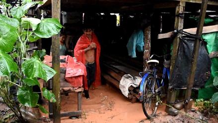 Familias afectadas por desborde en Luyando piden ayuda humanitaria