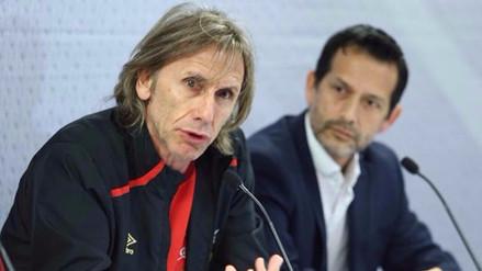 Ricardo Gareca, líder de la Selección Peruana dentro y fuera de la cancha
