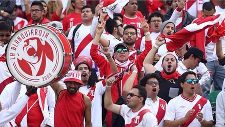 Autorizarán el ingreso con banderolas e instrumentos al Perú vs. Nueva Zelanda