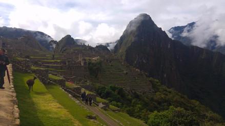 Descartan que Machu Picchu esté en riesgo por cambio climático