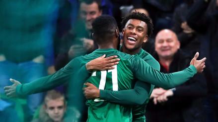 Video   Nigeria apabulló 4-2 a una Argentina sin Lionel Messi