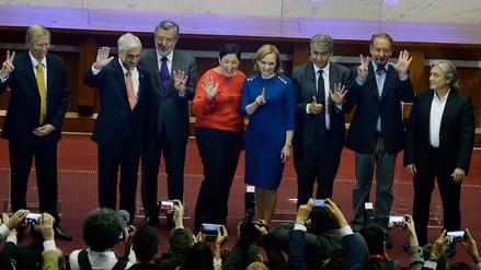 Estos son los candidatos de las elecciones presidenciales en Chile
