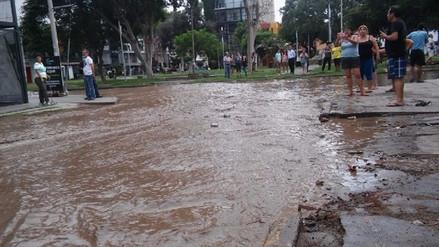 Estado de emergencia en La Libertad por peligro de lluvias
