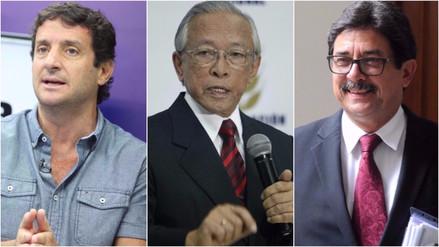 Ipsos: Reggiardo, Lay y Cornejo lideran intención de voto a la Alcaldía de Lima