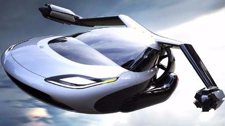 El primer auto volador del mundo será lanzado al mercado el 2019