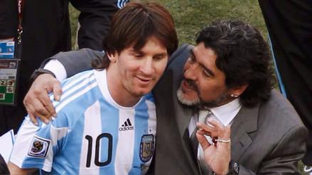 Diego Maradona se postuló para dirigir a Argentina: