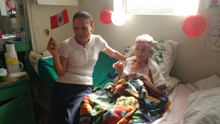 Chiclayo: médicos y pacientes mandan su apoyo a la selección
