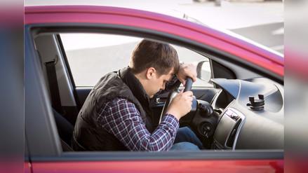 ¿Cómo evitar la somnolencia mientras conduces?