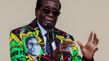 Mugabe, el dictador de Zimbabue, que perdió el poder luego de 37 años