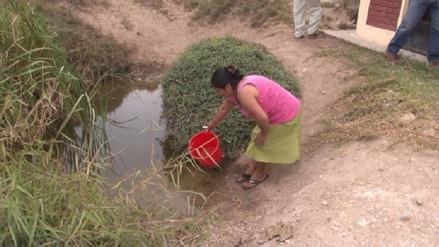 Iniciarán toma de muestras en Mórrope por consumo de agua contaminada