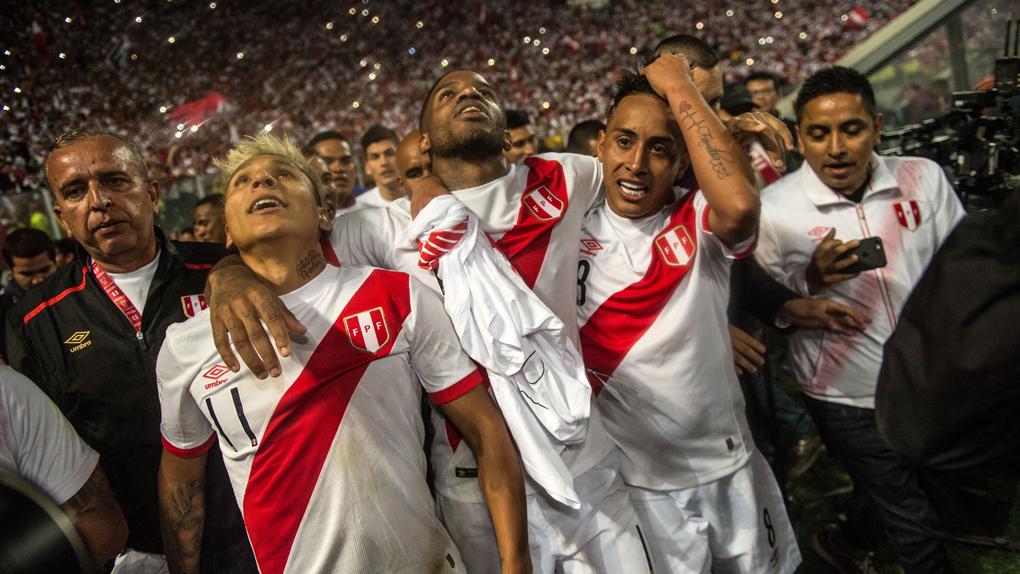 La Selección Peruana clasificó a un Mundial después de 36 años
