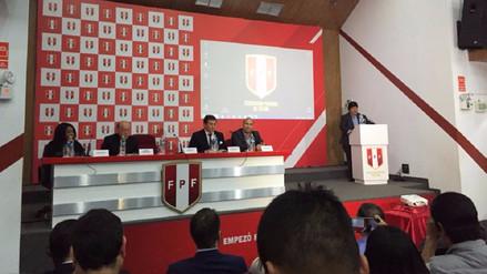 FPF anuncia convenio de nuevo centro de selecciones nacionales