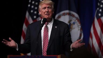 El Pentágono retuiteó por error una publicación que exigía la renuncia de Trump