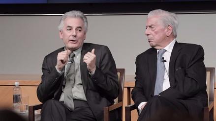"Álvaro Vargas Llosa: ""Mi padre está estupendamente bien"""