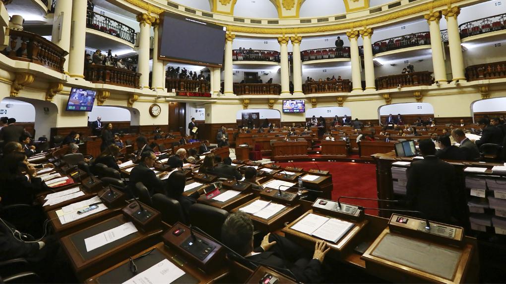 Congreso eliminó un importante requisito para postular a cargos regionales