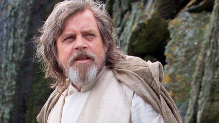 Mark Hamill sorprendió a los fans de Star Wars en Disneyland