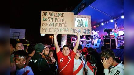 Hincha trujillano dirige emotivo mensaje a mamá de Paolo Guerrero