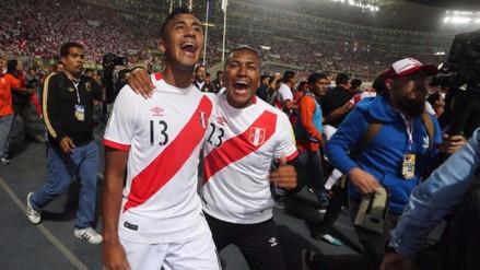 Clubes extranjeros felicitaron a sus jugadores por la clasificación de Perú