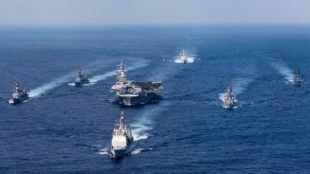 Congreso de Estados Unidos aprueba US$ 700,000 millones para gastos militares