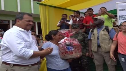 Desborde de ríos en San Martín ocasionó el colapso del servicio de agua