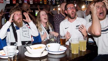 La decepción de los hinchas de Nueva Zelanda por la derrota en el repechaje