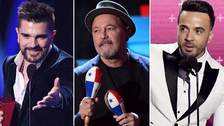 Latin Grammy | Los ganadores de las principales categorías