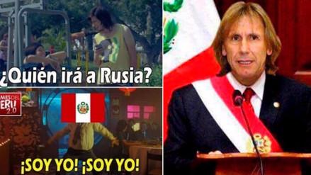 Los 40 mejores memes que dejó la clasificación de Perú a Rusia 2018