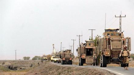 Las fuerzas iraquíes lanzaron una ofensiva contra el último feudo de ISIS en el país