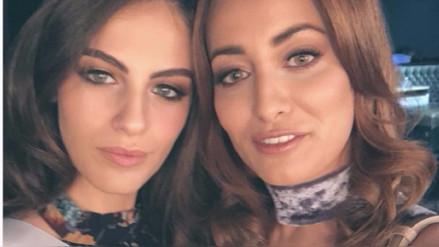 Critican el selfie de 'paz y amor' entre Miss Iraq y Miss Israel