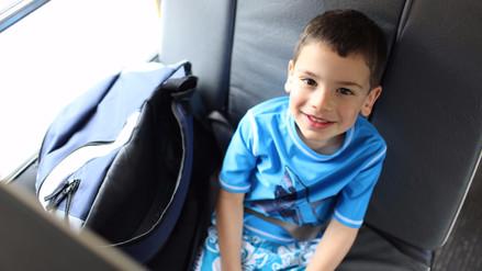 ¿Cómo elegir la movilidad más segura para llevar a tus hijos al colegio?